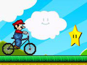 Click to Play Mario BMX 3