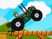 Click to Play Mario Tractor Race