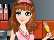 Click to Play Party Girl Dressup