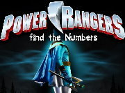 Click to Play Power Rangers Find the Numbers