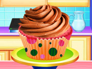 Click to Play Princess Make Cup Cake