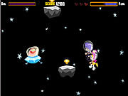 Click to Play PuffyGirls In Space