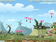Click to Play Ragdoll Parashooter