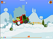 Click to Play Santa Truck