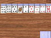 Click to Play Solitaire - The Spider