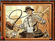 Click to Play Sort My Tiles Indiana Jones