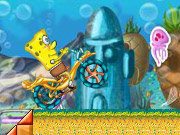 Click to Play Spongebob Motocross 2