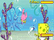 Click to Play SpongeBob Sea shells