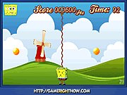 Click to Play Spongebob-Stone-Arrow
