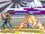 Click to Play Street Fighter 2 CE