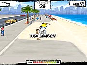 Click to Play Street Skater Project: Long Beach