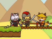 Click to Play StrikeForce Kitty