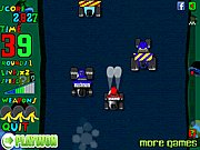 Click to Play Super Mario Racing II