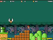Click to Play Super Mario - Save Toad