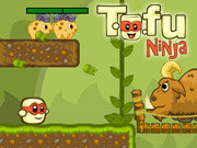 Click to Play Tofu Ninja