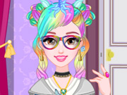 Click to Play Unicorn Hairstyles