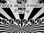 Click to Play Zebra aka Einstein's Puzzle